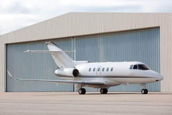 60x100 steel aircraft hangar