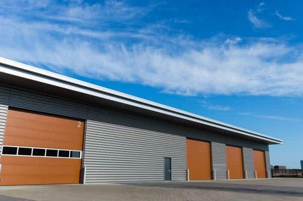 100x300 steel warehouse building