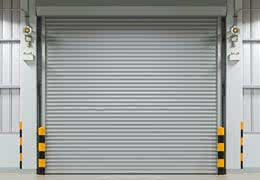 steel roll up door