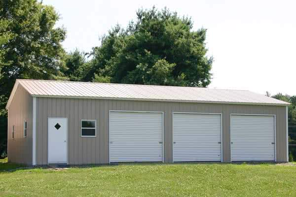 Steel Garage Kits | Online Prices & Estimates