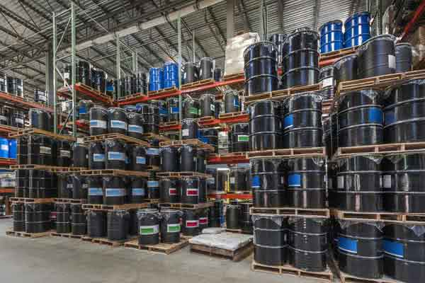 HAZMAT and chemical storage buildings