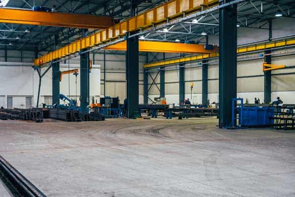 Crane / Warehouse