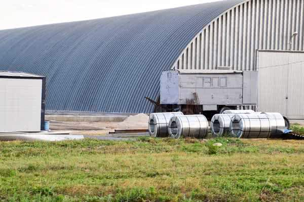 Industrial Quonset