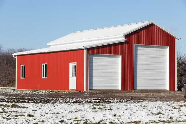 Cost to build a horse barn estimates quotes for Cost to build rv garage