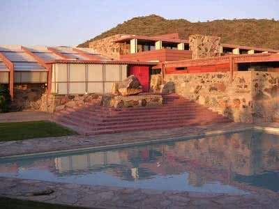 Taliesin West, Scottsdale, Arizona, USA