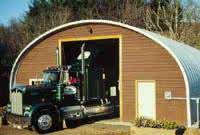 Photo gallery for residential steel quonset hut buildings for 30x36 garage