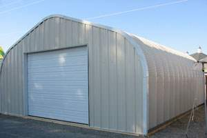 30x40 Quonset Garage Kit