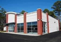Metal Commercial Building
