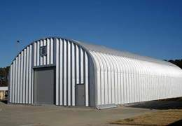 Industrial Quonset Hut Photos