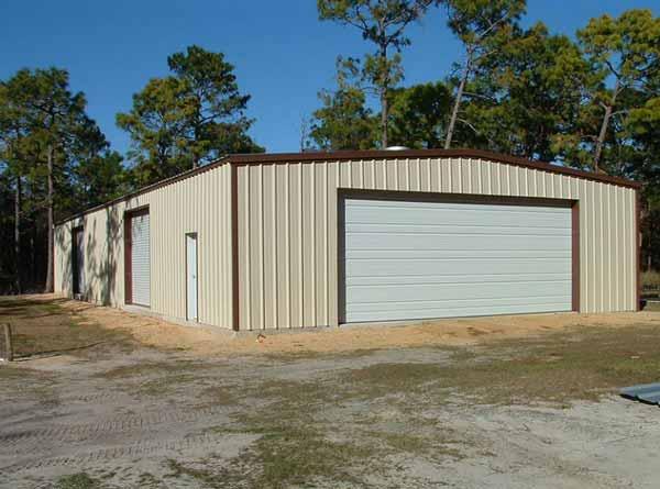 30x40 garage with shop