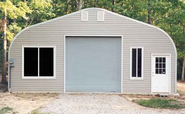 30x40 P-Model Garage