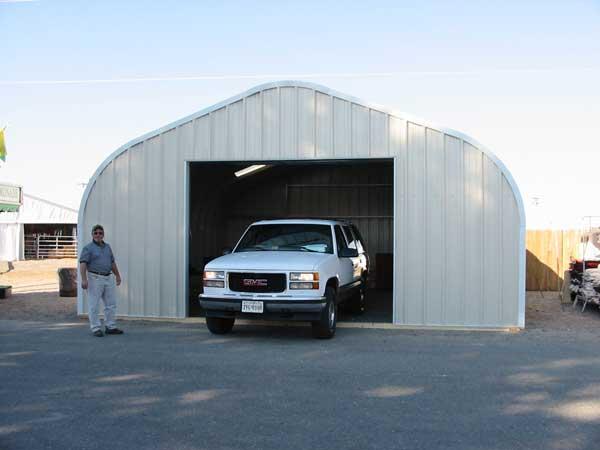 P-Model Garage