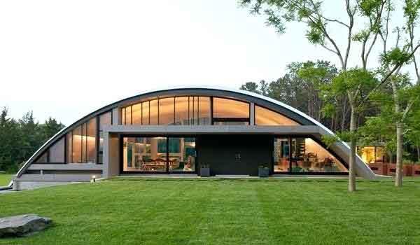 80x60 Q-Model Quonset House