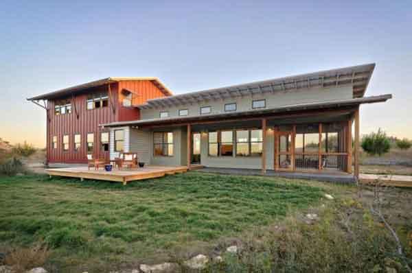 40x100 Metal Prefab Home