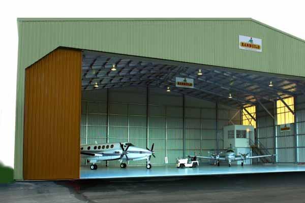 Hangar Building
