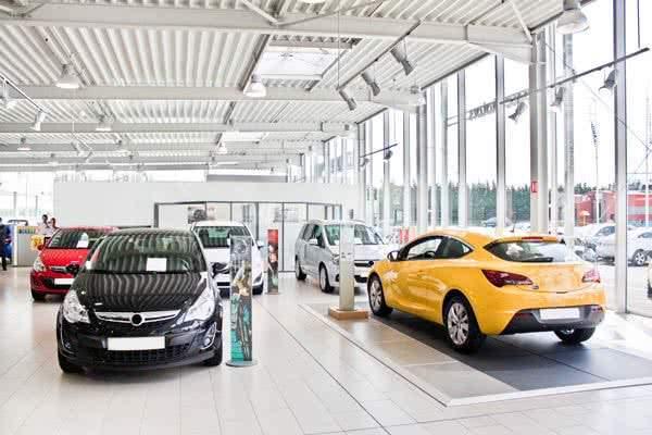 Auto Showroom