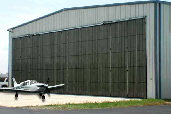 Small Hangar Building