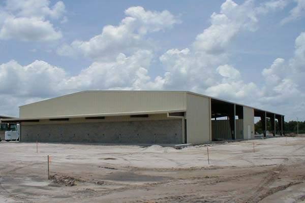 80x120 factory Building