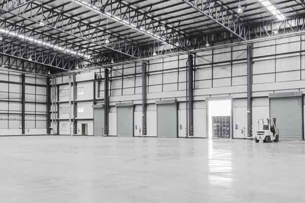 Pre-Engineered Warehouse
