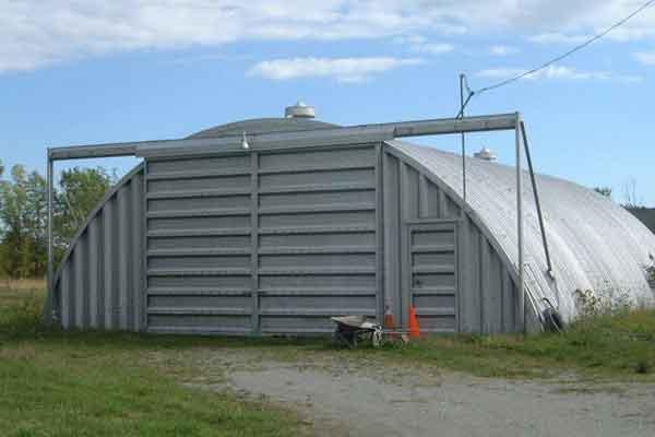 30x40 Quonset Barn