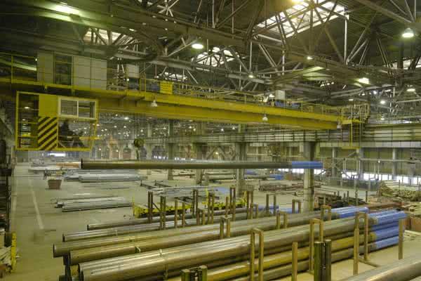 Pipe Engineering Factory