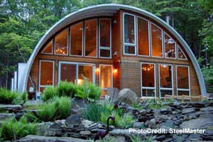 4 bedroom quonset home