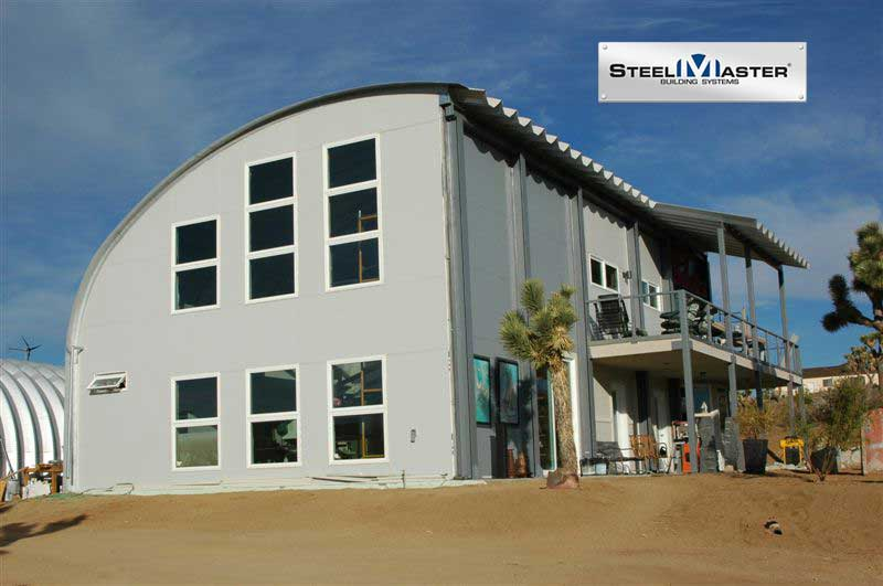 T-Model Quonset Home