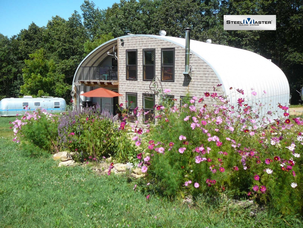 60x60 S-Model Quonset Home
